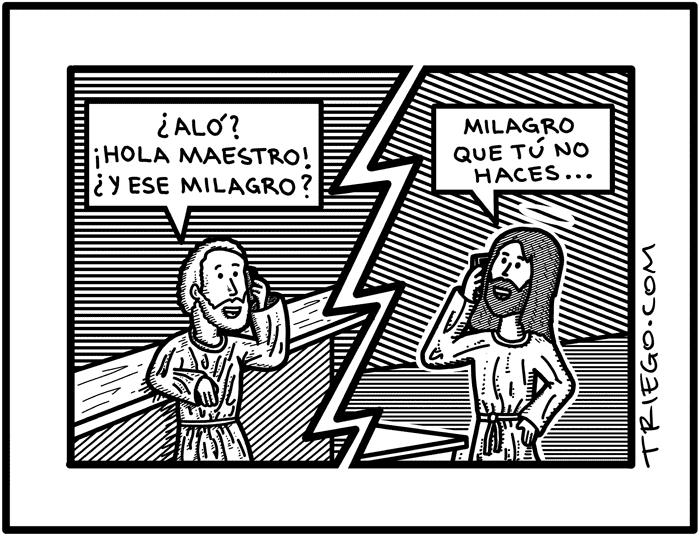 chistes de Jesús