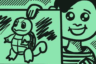 caricaturas de pokemon